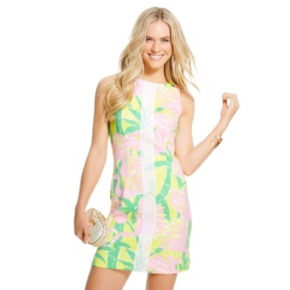 71958c591ab Lilly Pulitzer for Target Fan Dance shift dress