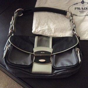 39% off Prada Handbags - Prada NWT Card holder in Blue. With box ...