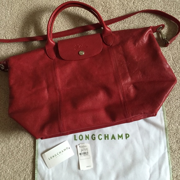Longchamp Bag Le Pliage House Of Fraser : Off longchamp handbags le pliage cuir from