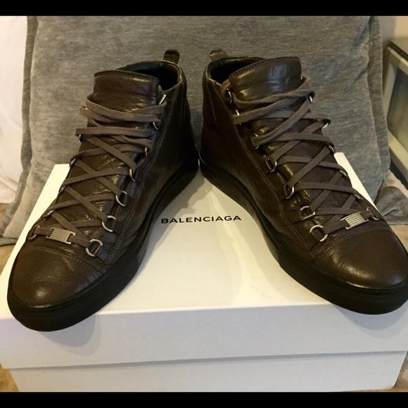 balenciaga arena men's shoes