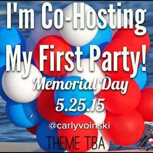 Other - I'm CO-HOSTING!!