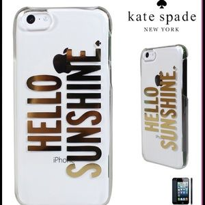 KATE SPADE IPHONE 5/5S PHONE COVER