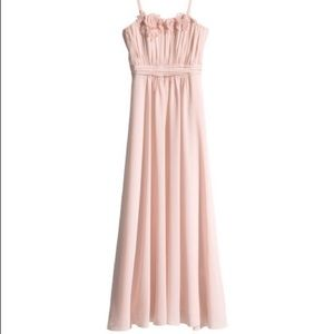 H&M Dresses & Skirts - Power Pink H&M Long Dress