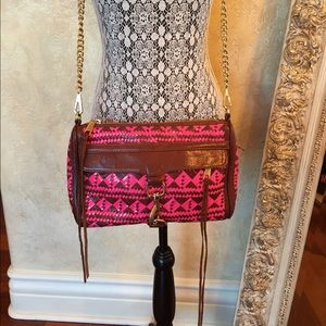 Rebecca Minkoff crossbody with fringe