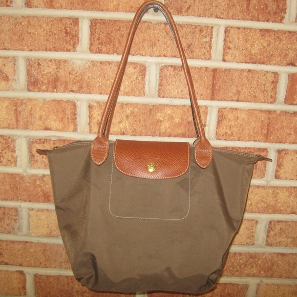 f1fb8846ef2 Longchamp Bags   Small Le Pliage Nylon Tote Handbag   Poshmark