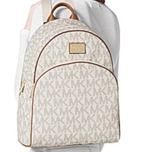 b3086639d2dd Buy michael kors jet set backpack red   OFF65% Discounted