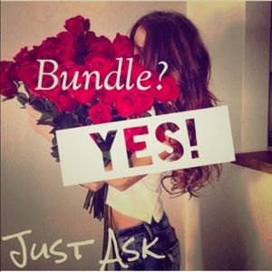 Other - Doing bundles! I'd be happy to!
