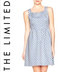 HOST PIC! Polka Dot Dress by The Limited