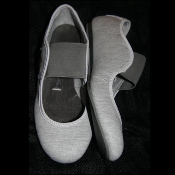 9398268b1273a Adidas by Stella McCartney Grey Merina Flats. M_55432746c7dcbf5bab004708