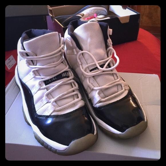 Og High Top Concord Jordan 1s