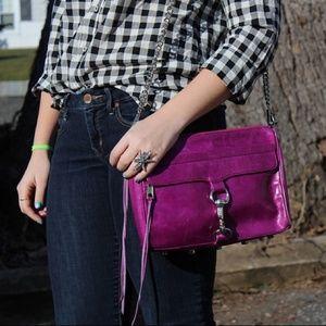 Rebecca Minkoff Handbags - SOLD Rebecca Minkoff Pink M.A.C. Crossbody