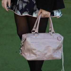 Rebecca Minkoff Handbags - Rebecca Minkoff Pale Pink Mini M.A.B. Bag