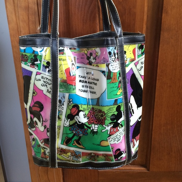 29d98d00ad55eb Michael Kors Bags | Mickey And Minnie Bag | Poshmark