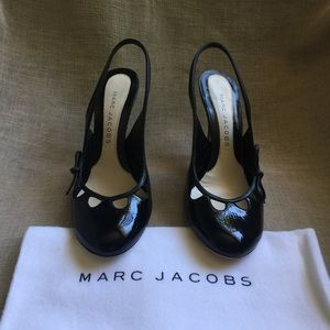LOWEST! Marc Jacobs Patent Susy Ricoperto Etna