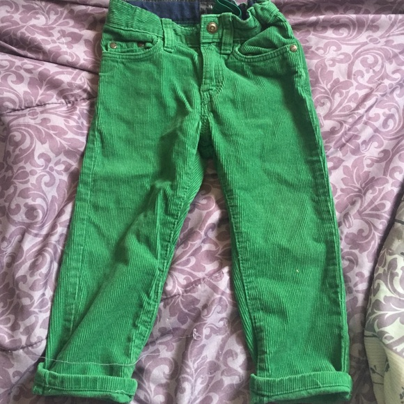 57% off H&M Other - Green Toddler Boys Pants H&M Size 1/2 from ...