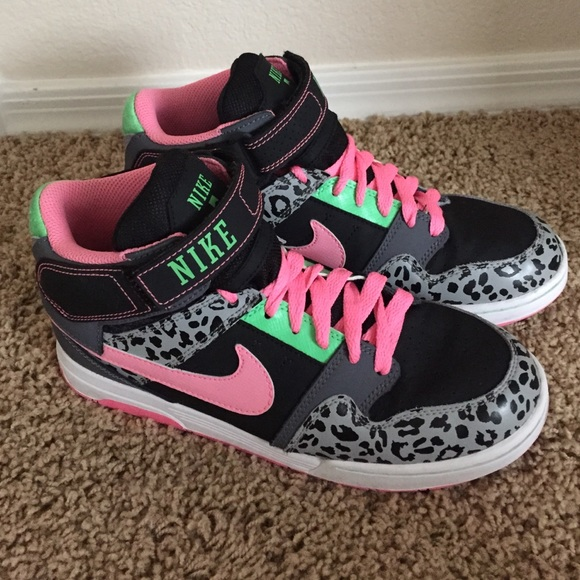 nike shoes high tops for girls. nike shoes - girls high tops for