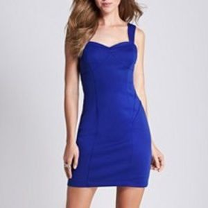 Guess Dresses & Skirts - Guess Open Back Bow Dress