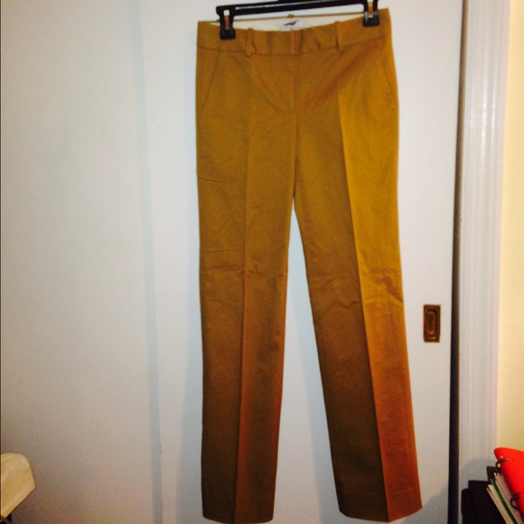 25642f65 Jcrew cafe trouser pant. Size 00 --PETITE-- NWT