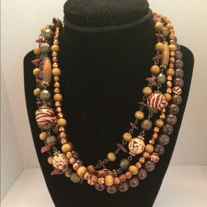 Jewelry - Rumble in the Jungle necklace!