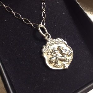 RARE TIFFANY and co Olympian Artemis Courage Charm