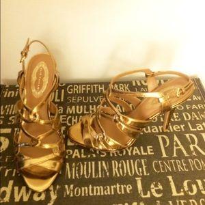Ellie Tahari Heeled Sandals