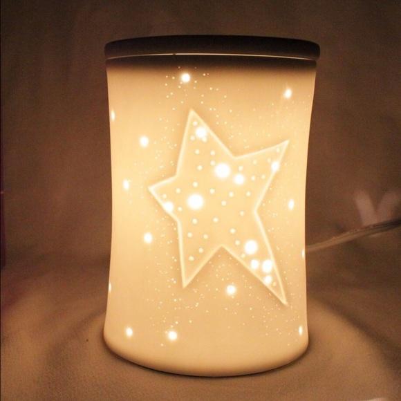 Scentsy Spirit Star Warmer Nwt