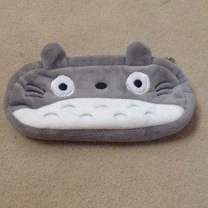 Accessories - Totoro pencil case wallet purse make up bag