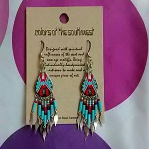 Accessories - Native American styled earrings