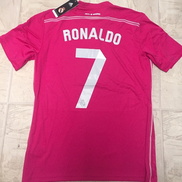 wholesale dealer 86291 d2b73 2014/15 Real Madrid away jersey with Ronaldo NWT