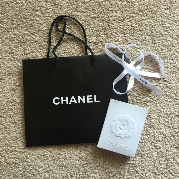 7191015dfcb4 CHANEL Accessories | Paper Bag Small | Poshmark
