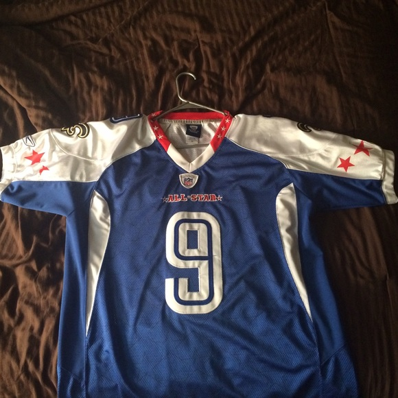 sneakers for cheap b9e66 654ba Drew Brees 2010 Pro Bowl Stitched Jersey