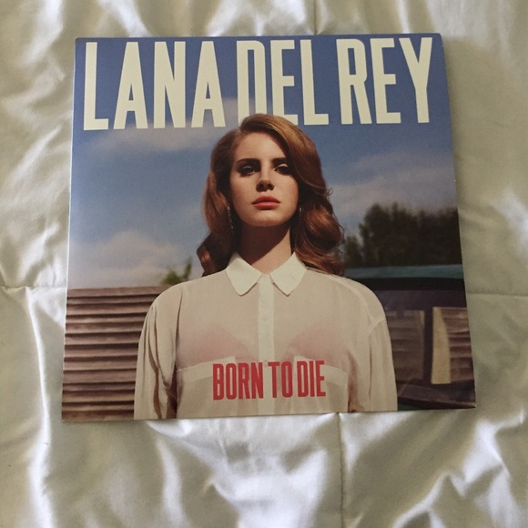 Urban Outfitters Other Lana Del Rey Born To Die Vinyl Poshmark