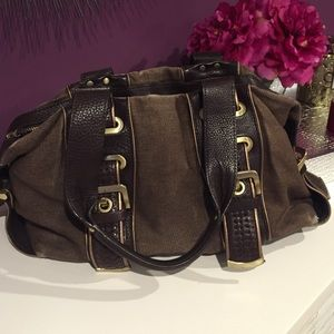 Kenneth Cole Equestrian Handbag