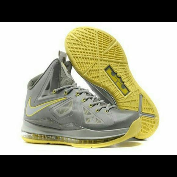purchase cheap ca799 a70b6 ... Lebron X sport sneakers. M 5592d3dd077e19144f000711