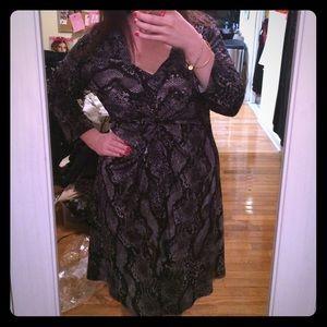 Fashion Bug Dresses & Skirts - print dress 🐍