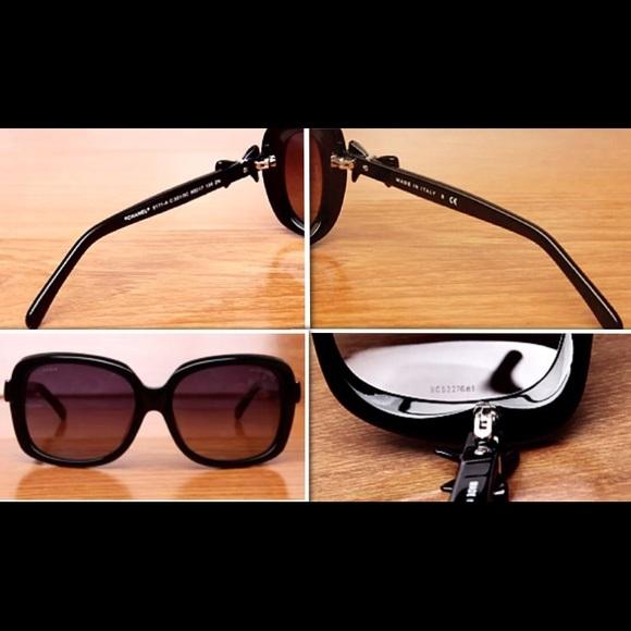 Purple Chanel Sunglasses Chanel Sunglasses 5171