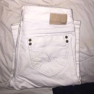 Mavi Bright White Jeans size27