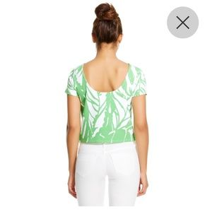 Lilly Pulitzer Tops - Lilly Pulitzer for Target Crop Top