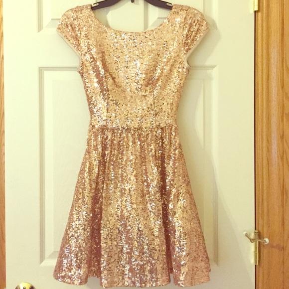 Gold dresses from dillards – Dress ideas