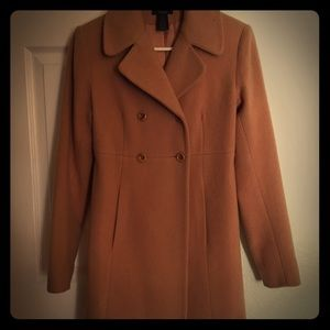 Frenchi Tan Coat/Jacket