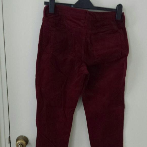 Old Navy Pants - Old Navy boyfriend cords