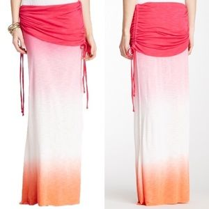 Young Fabulous & Broke Dresses & Skirts - ⬇️NWT Young Fabulous + Broke Ombré Maxi Skirt