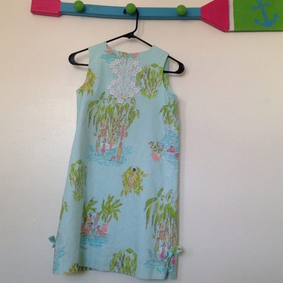 47a89f758baf0f Lilly Pulitzer Dresses & Skirts - Lilly pulitzer in the slim shift