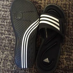 a464b8be7f9ce Adidas Shoes - Adidas Memory Foam Slides