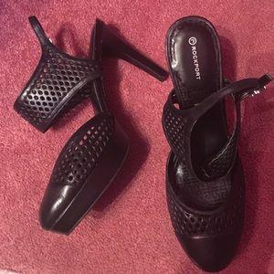 Rockport Shoes - Rockport platform pump with adprene technology.