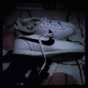 A Nike Shoe