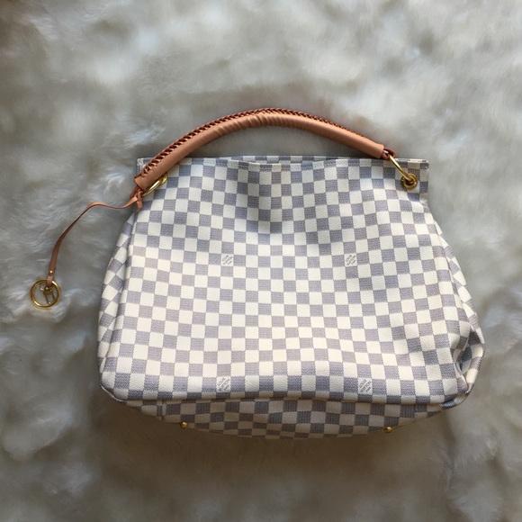 5f894248652f Louis Vuitton Handbags - Louis Vuitton Artsy Damier Azur