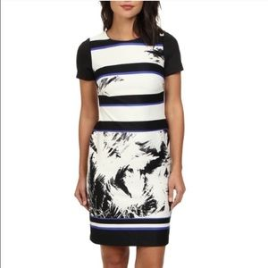 Vince Camuto Dresses & Skirts - Vince Camuto Printed Shift Dress