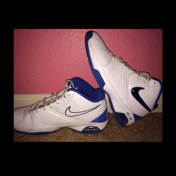 Nike Air Visi Pro Basketball Shoes WOMEN 60b5bda59