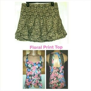 Other - Bundle of top and Skirt